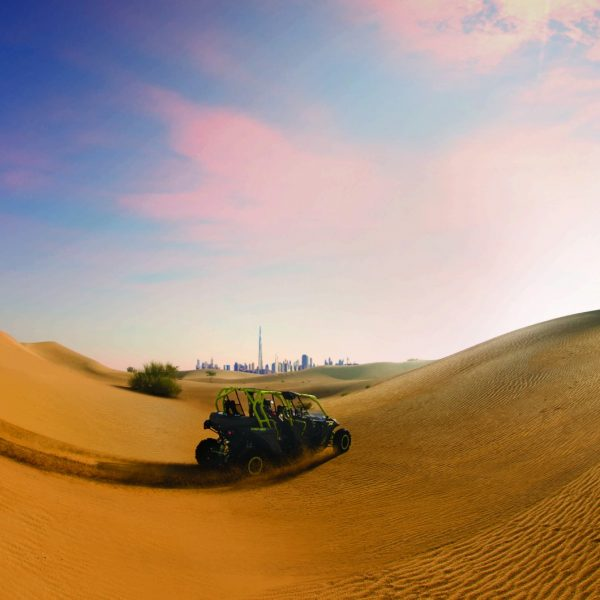 Discover the Emirates (8 Days)