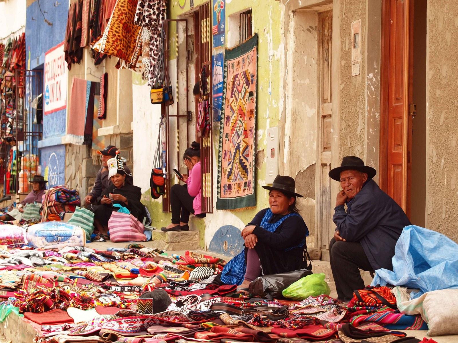 Sucre, Bolivia, Pixabay.com