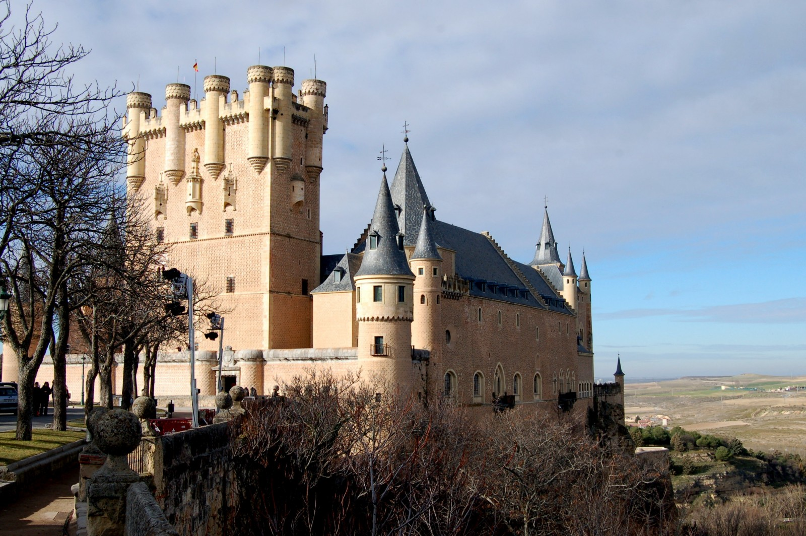 Alcazar_de_Segovia Spain