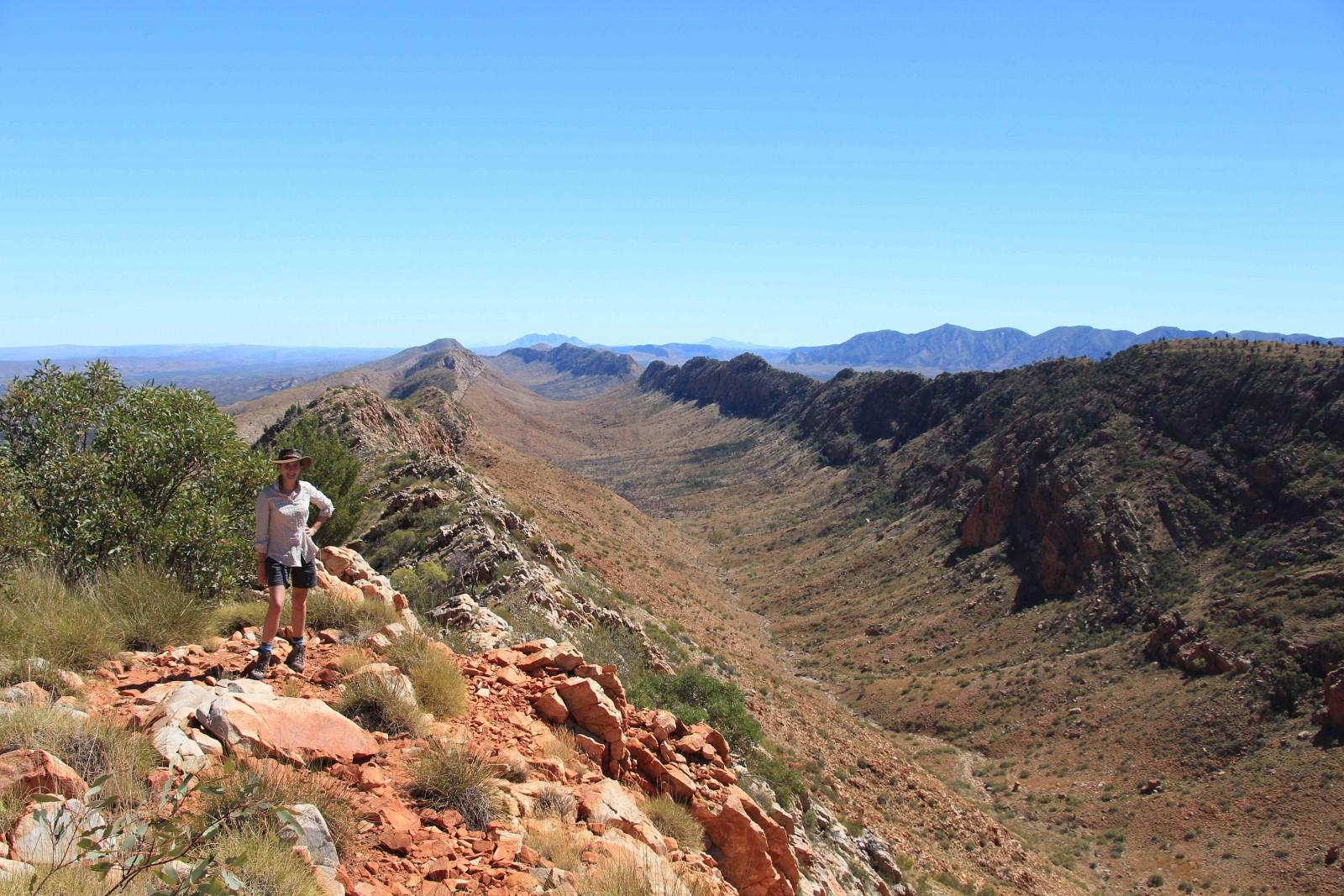 Larapinta Trail-Counts Point, Australia, Supplier (APTC)