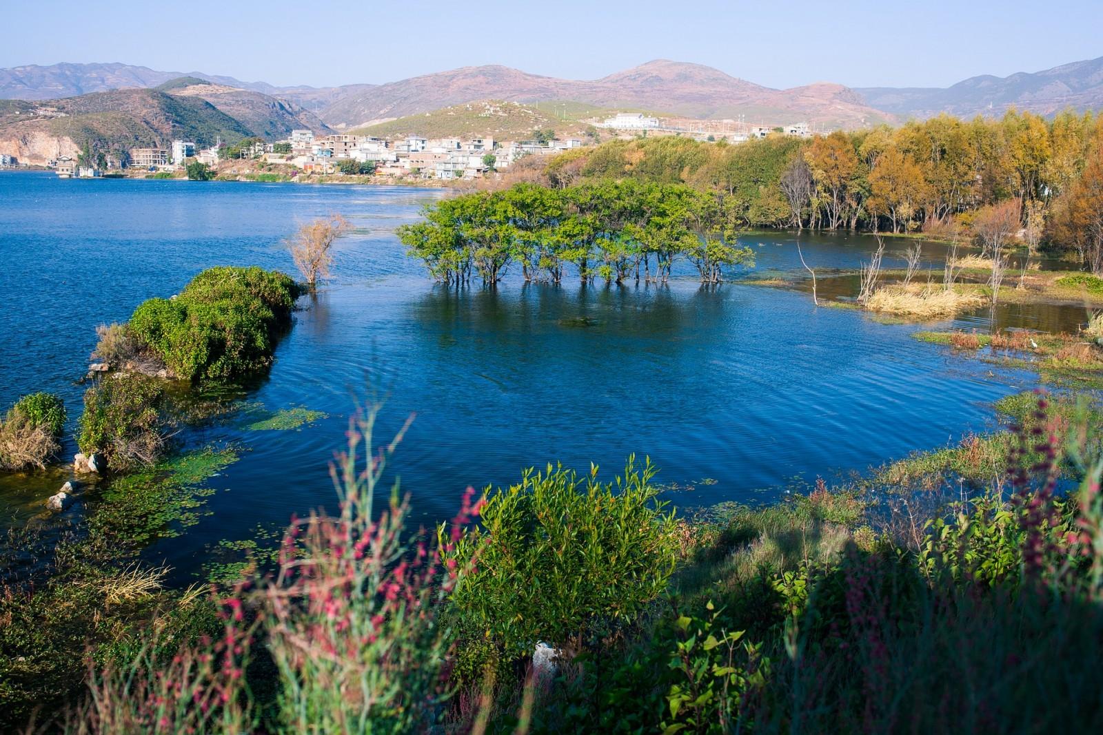 Dali Erhai Lake, China, Pixabay.com