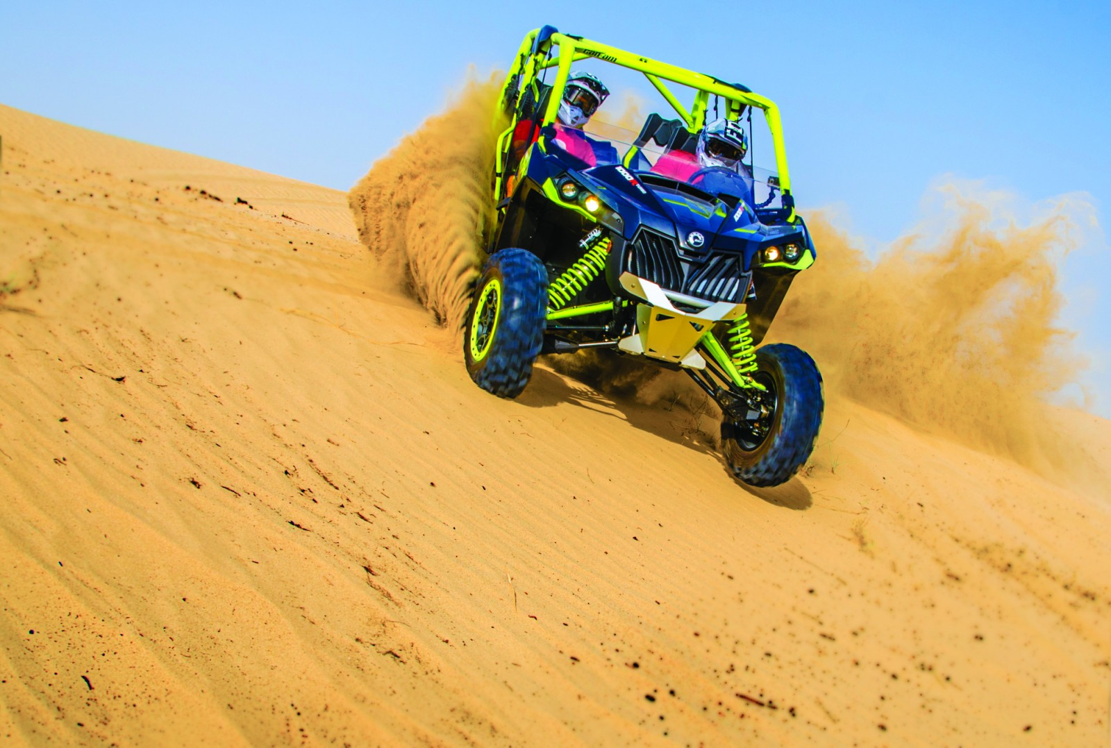 Desert Dune BUggies, Dhabi, Emirates, Supplier Photo (Exeter)