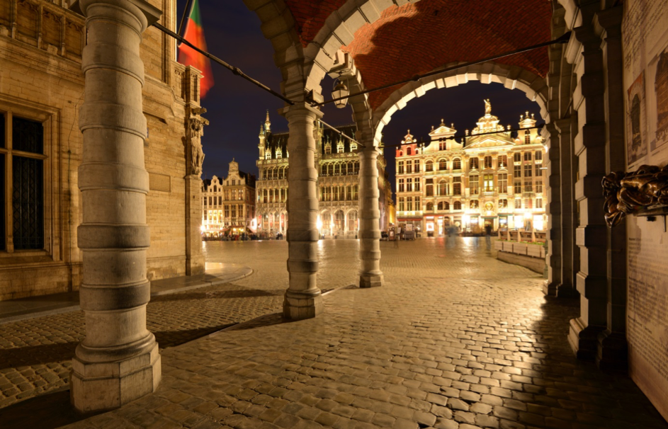 Grand Place, Brussels, Belgium, Supplier