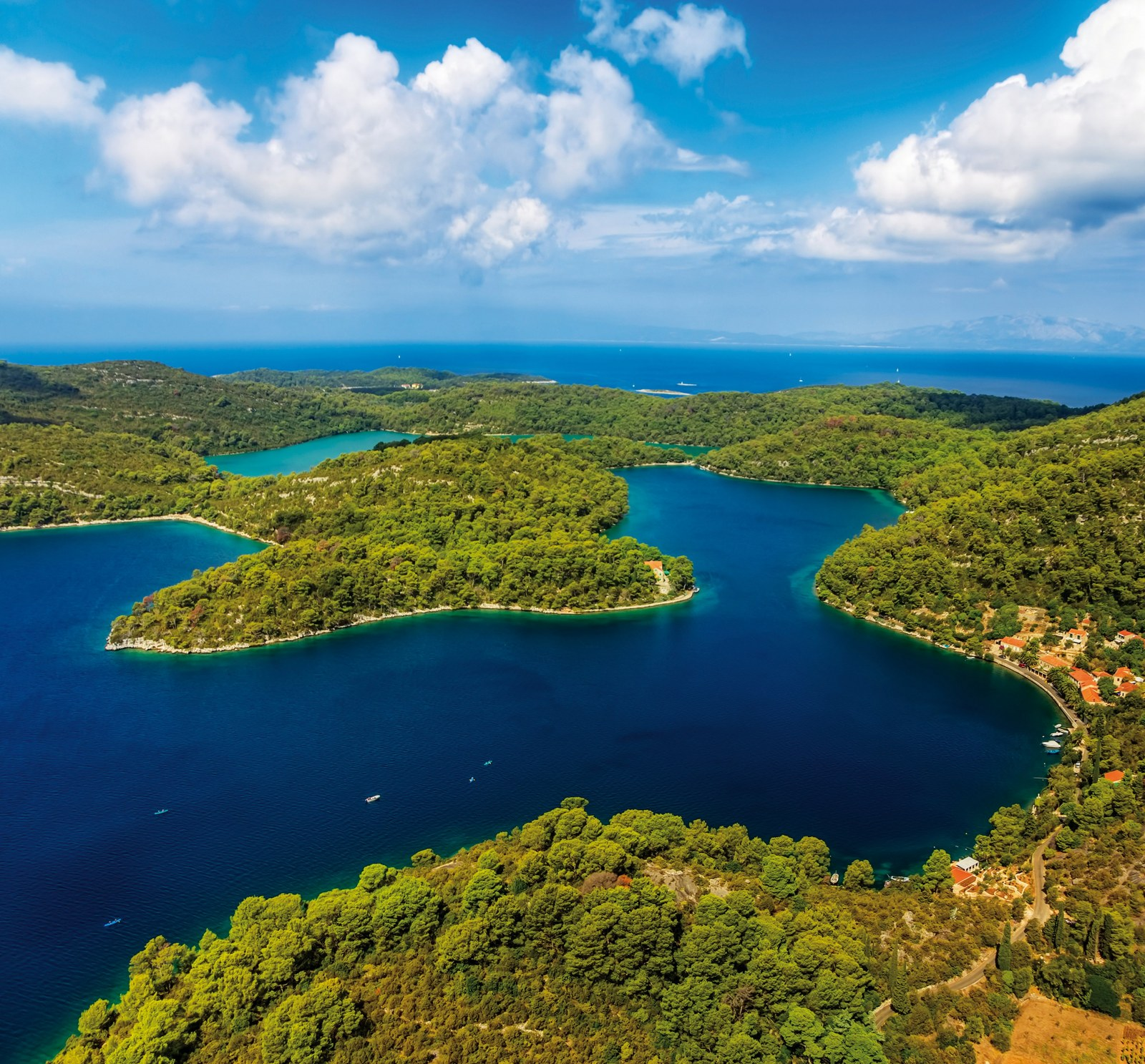Island of Mljet, Croatia, Supplier