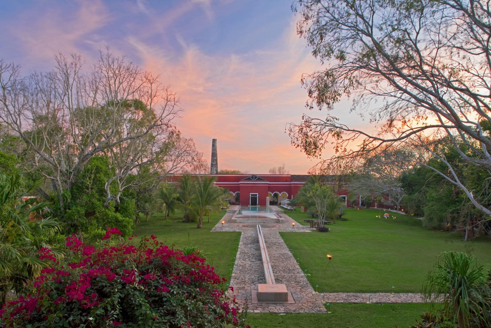 Hacienda Temozon, Campeche, Mexico, Supplier Photo (Catherwood Travels)
