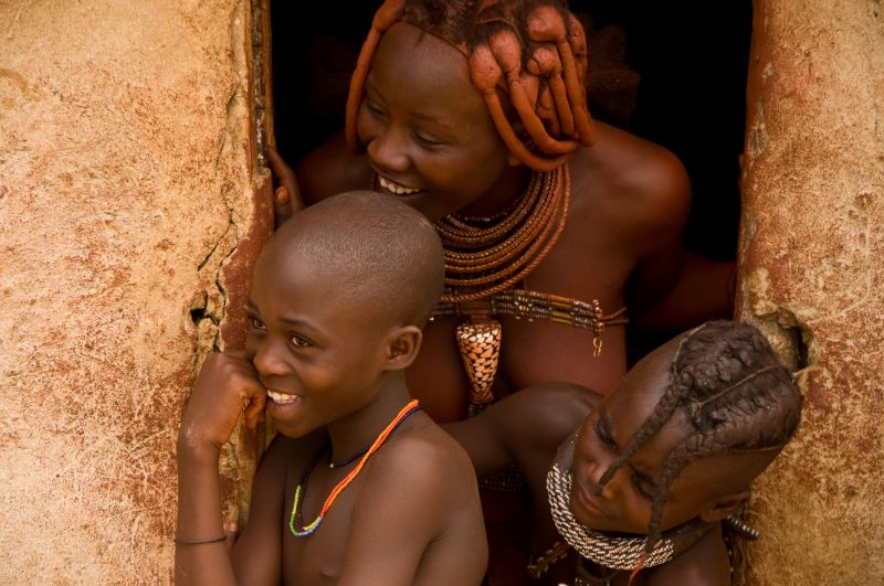 Himba Settlement, Namibia, Africa, Supplier Photo (Ultimate Safaris)
