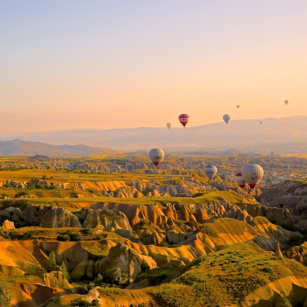 Journey through Magnificent Turkey (10 days)