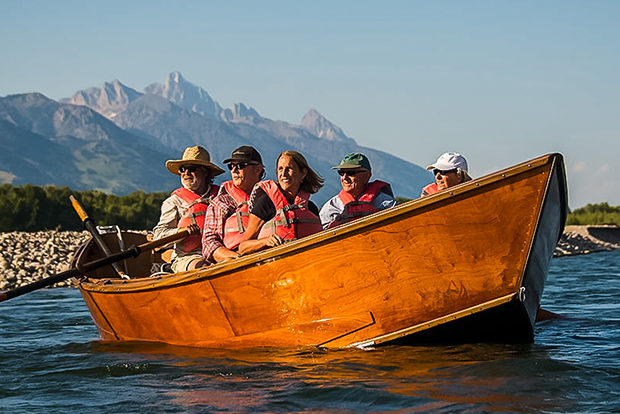 Snake River Scenic Float, Jackson Hole, Wyoming, Supplier