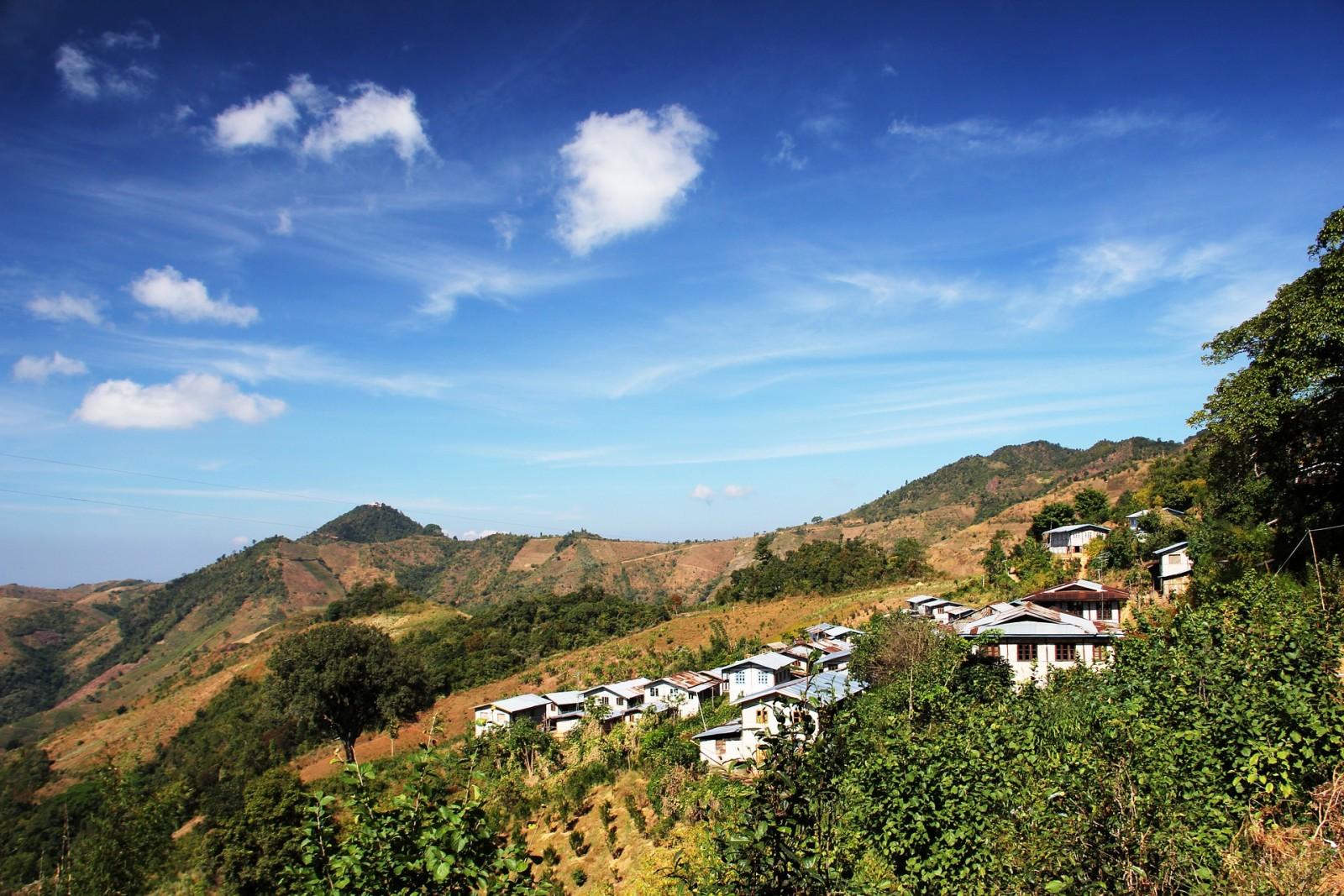 Kalaw, Myanmar, Pixabay.com
