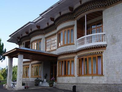 Kunzang Zhing Resort, Punakha, Bhutan, Hotel website.