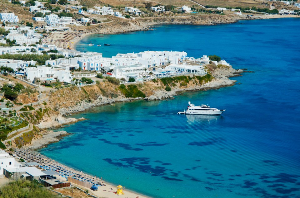 Mykonos, Greece, Supplier