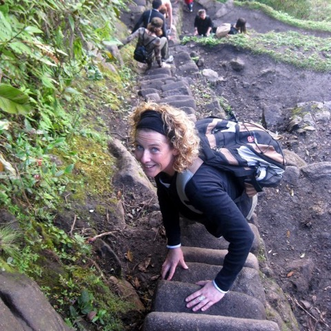 Michelle Alley Machu Picchu