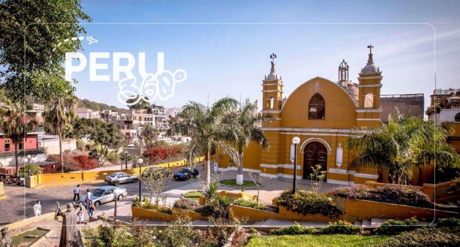 Discover Peru in VIRTUAL 360°