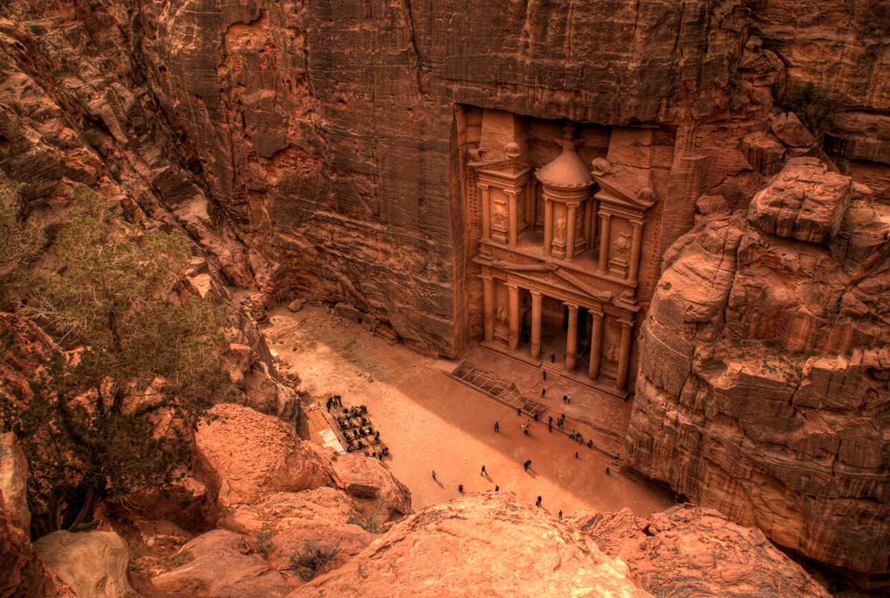 Petra, Jordan, Israel, Supplier