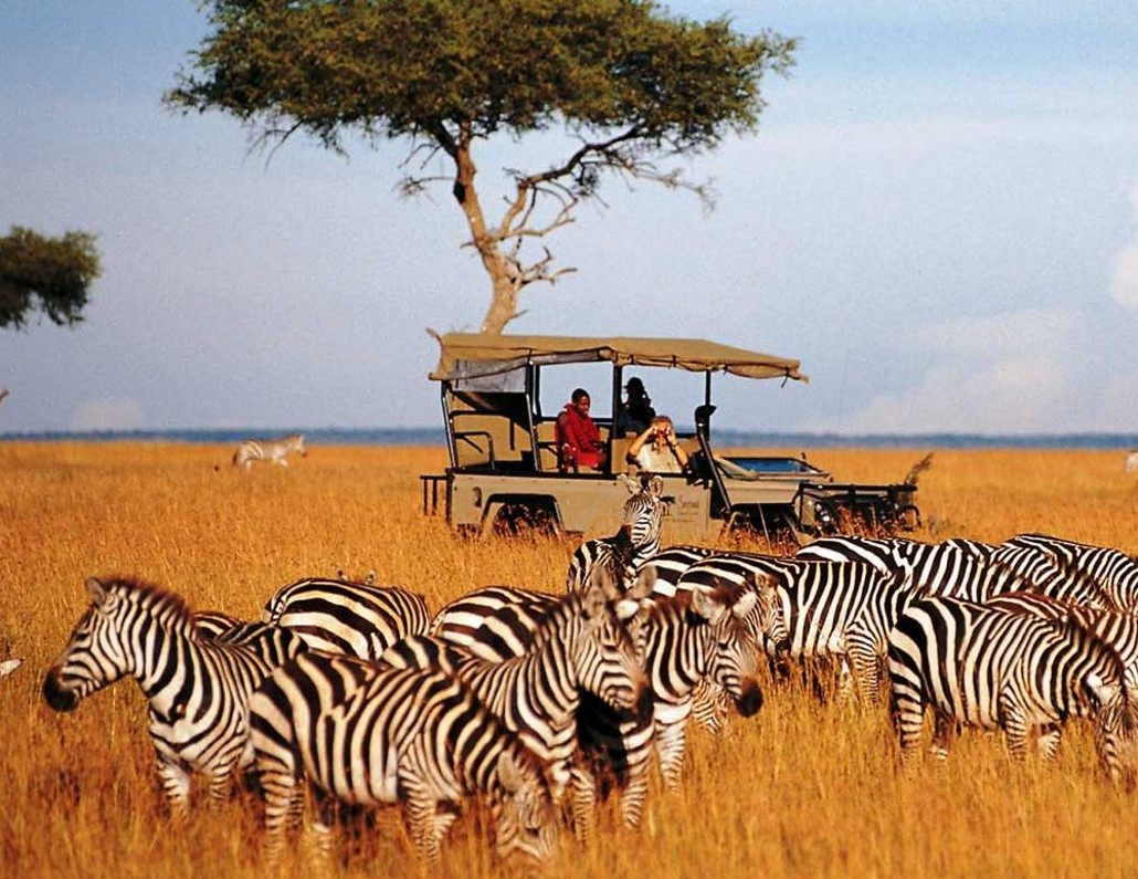 Explore Kenya in Uninterrupted Exclusivity