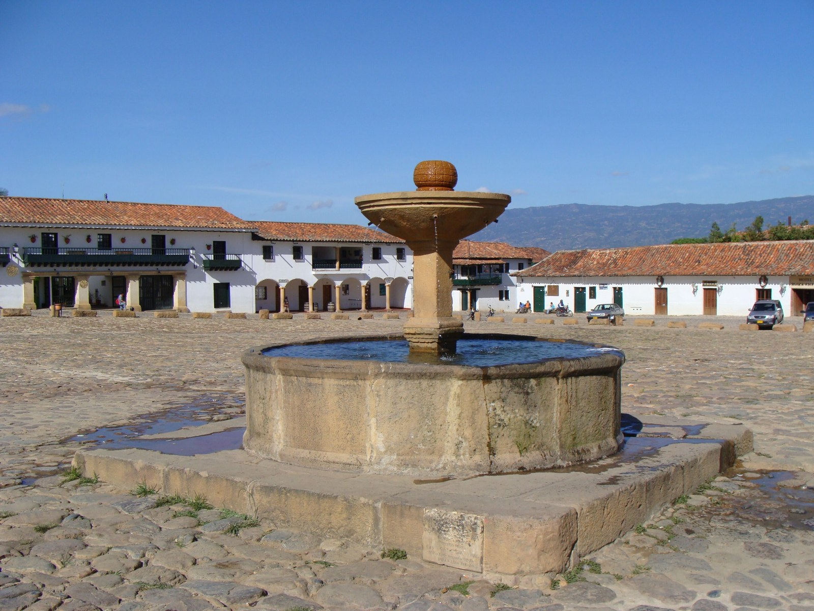 Plaza Central, Villa de Layva, Colombia, Supplier