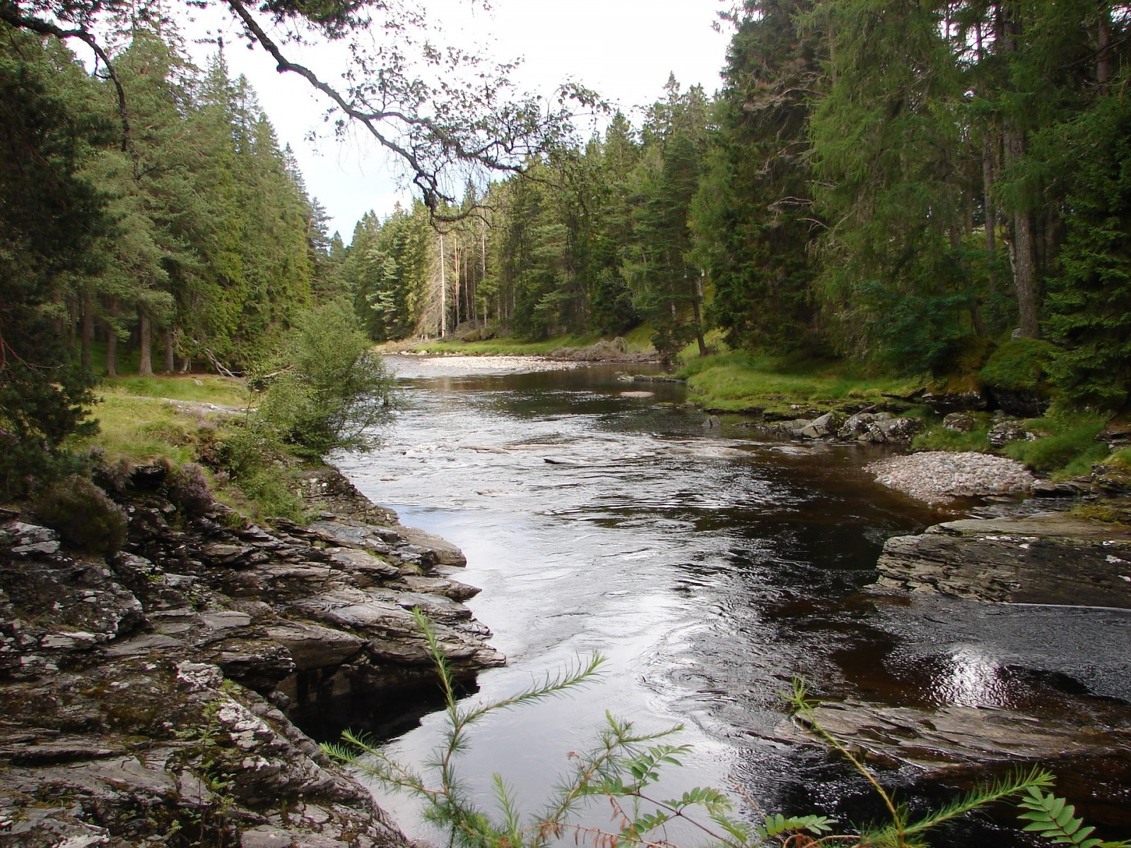 River Dee, Scotland, Uk, Pixabay.com