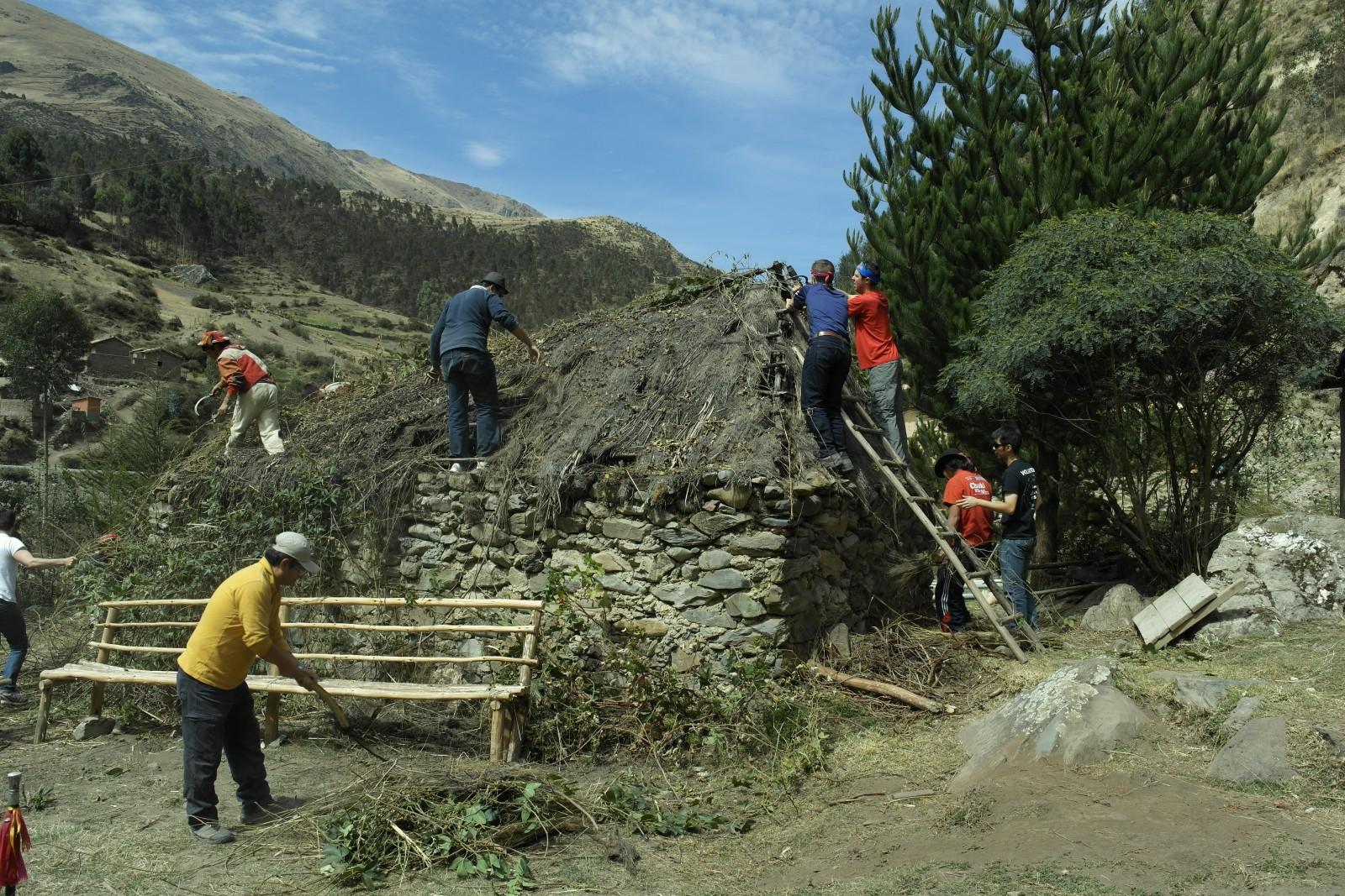 Huilloc Community, Peru