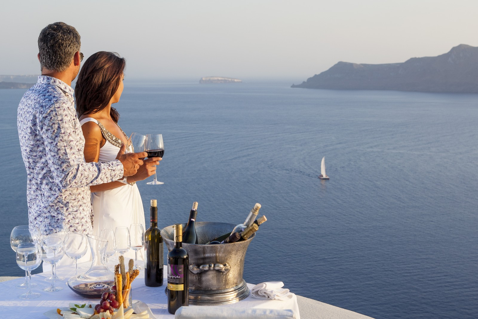 Santorini, Greece, Supplier