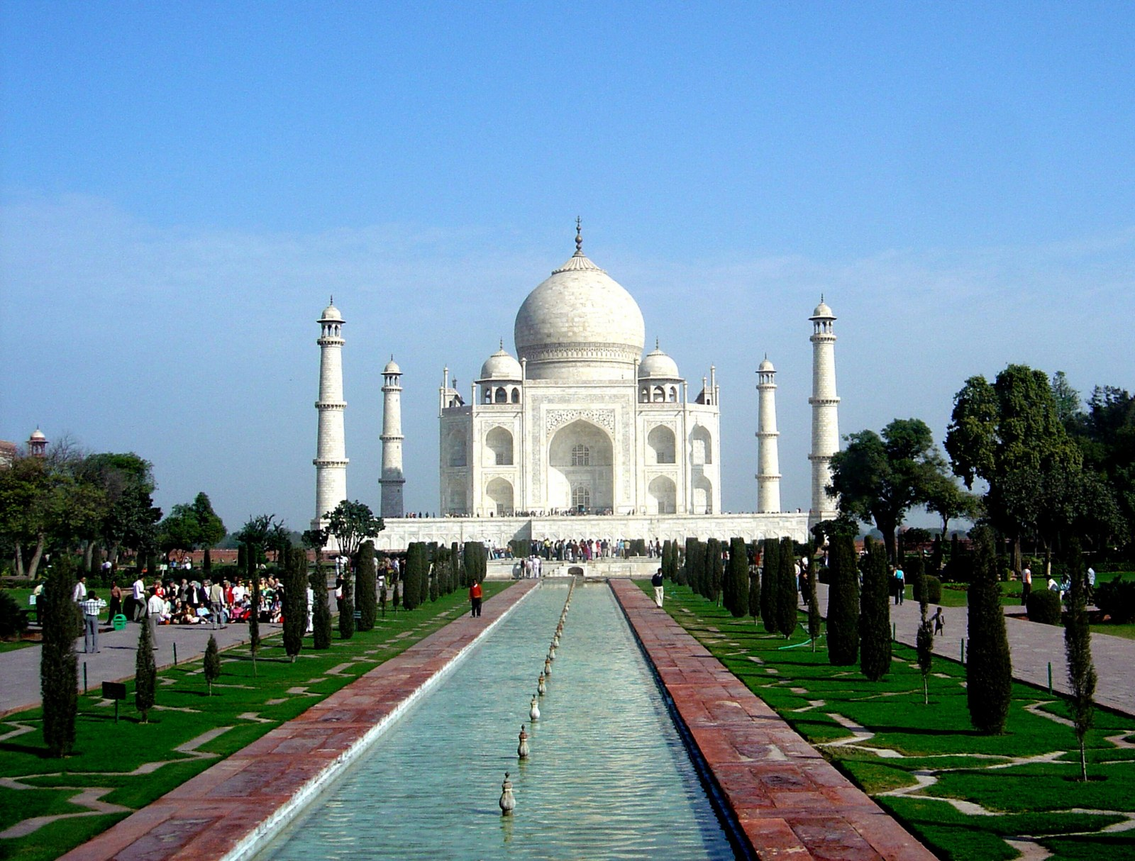 Taj-Mahal, Agra, India, Supplier (Authetica)