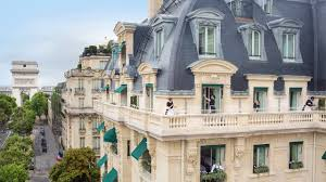 The Peninsula, Paris, France, Hotel Website