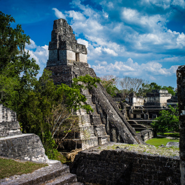 Maya civilizations and water explorations (9 days)