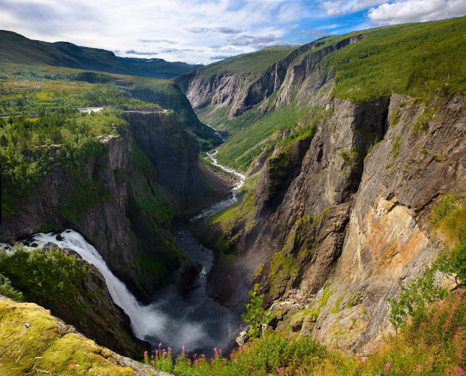 Voringfossen, Norway, Pixabay.com