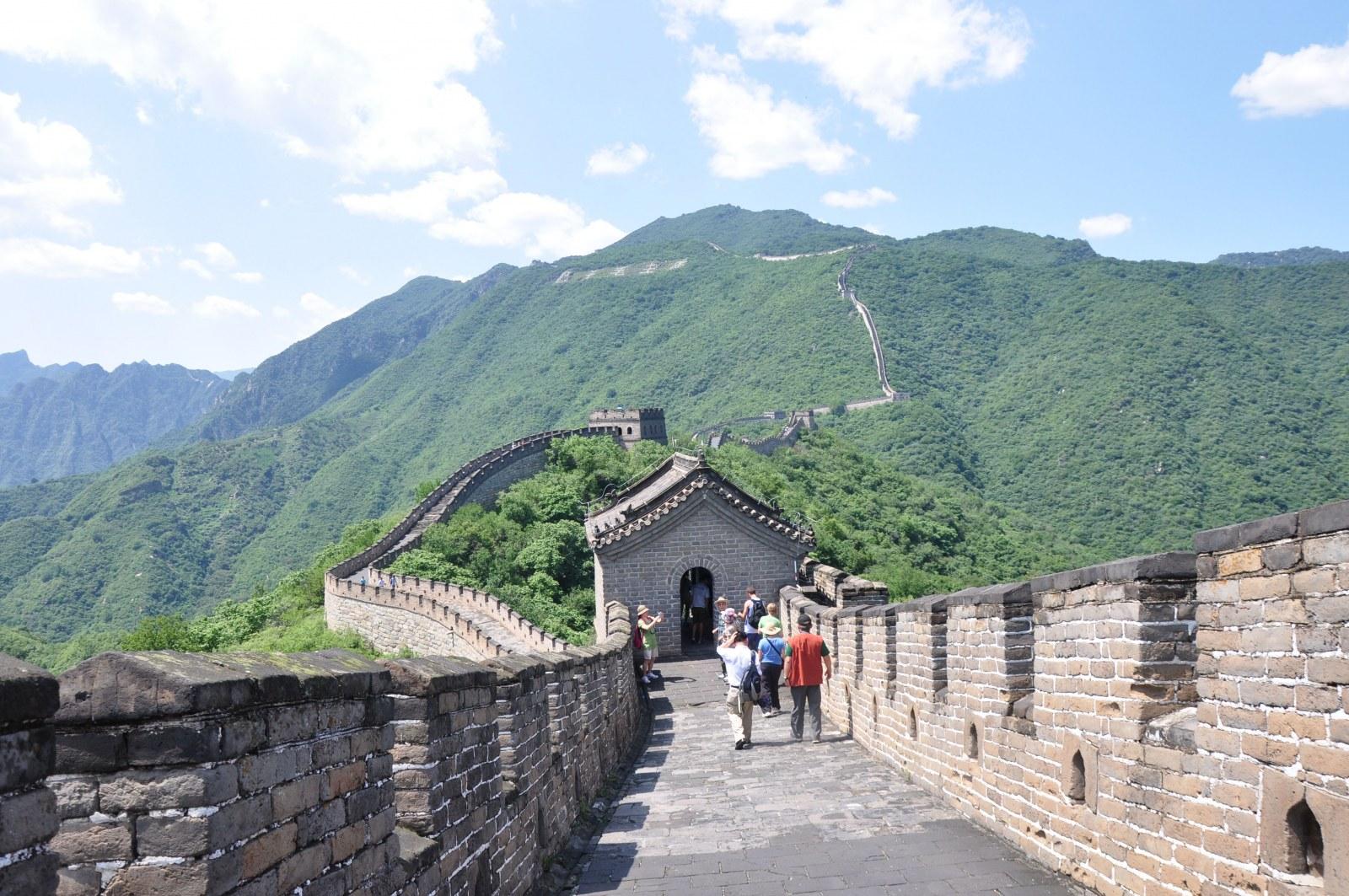 Mutianyu section, Great Wall, Beijing, China, Supplier