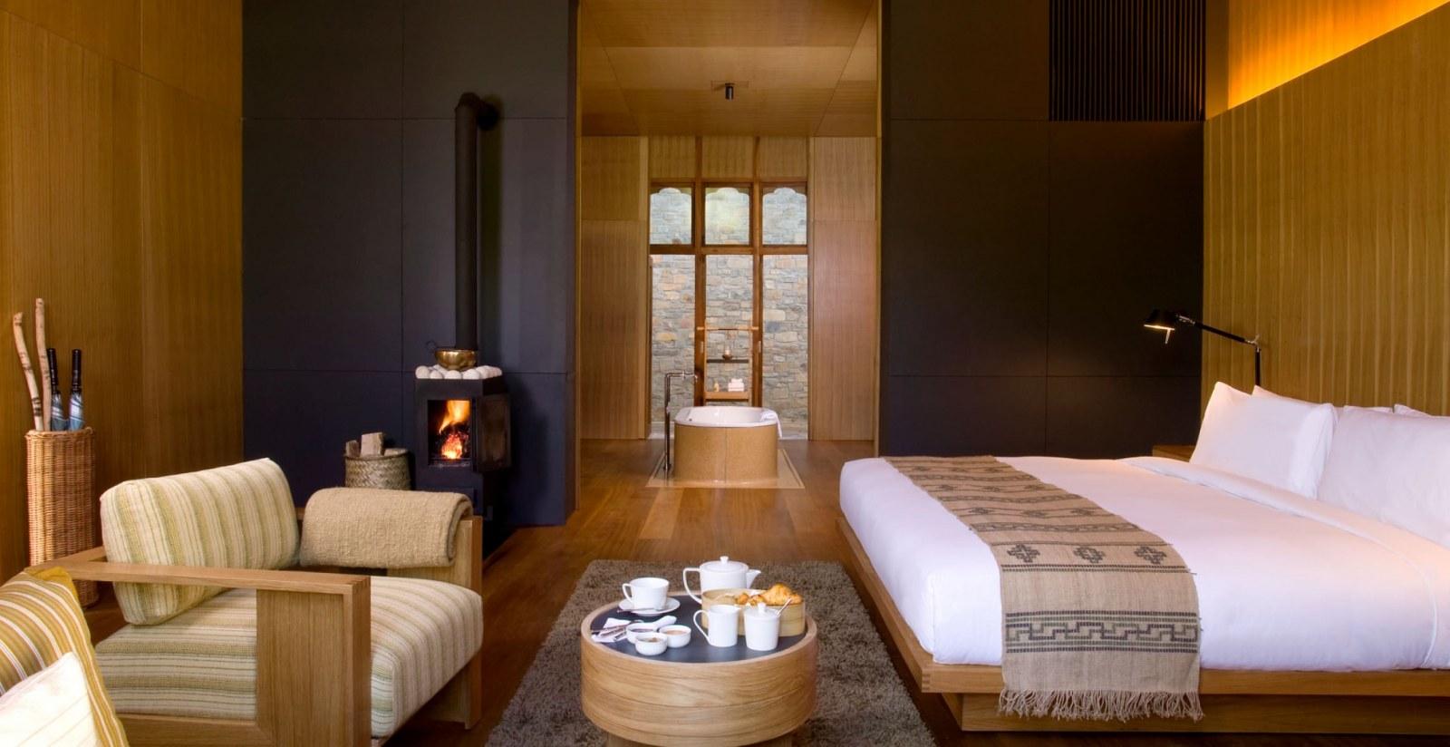 Amankora Bumthang, Bhutan, Hotel Website