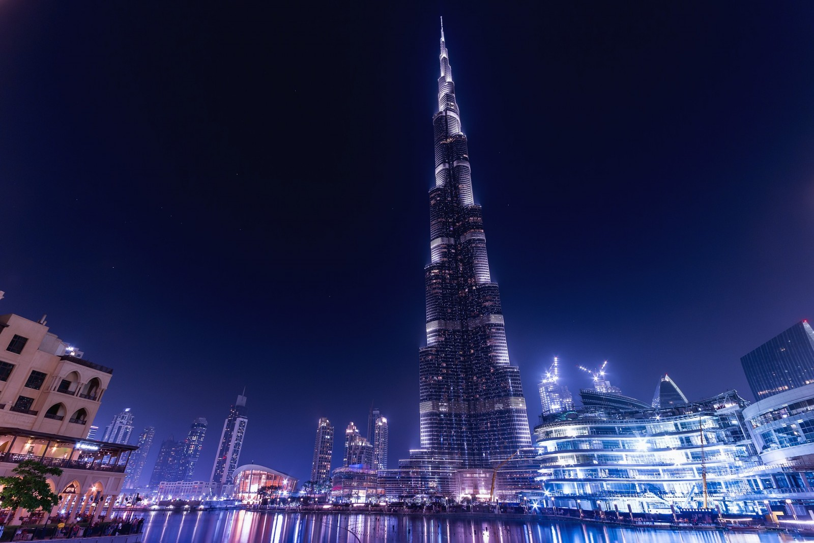 Burj khalifa, Dubai, Emirates, Pixabay.com