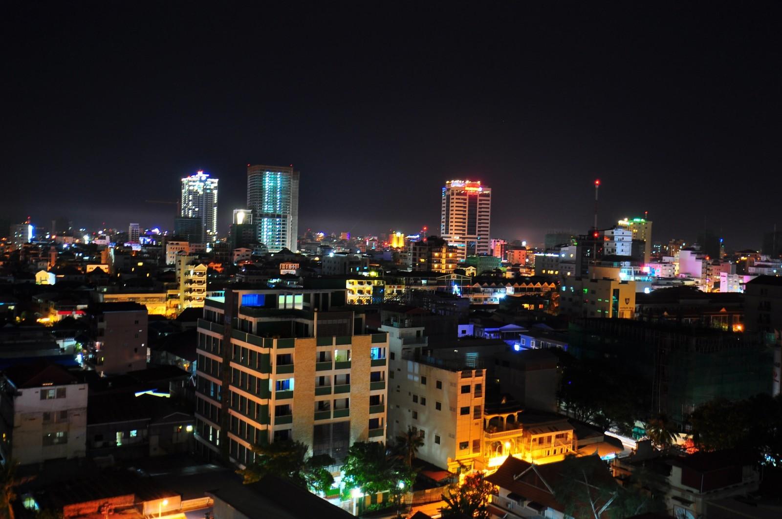 Phnom Penh, Cambodia, Pixabay.com