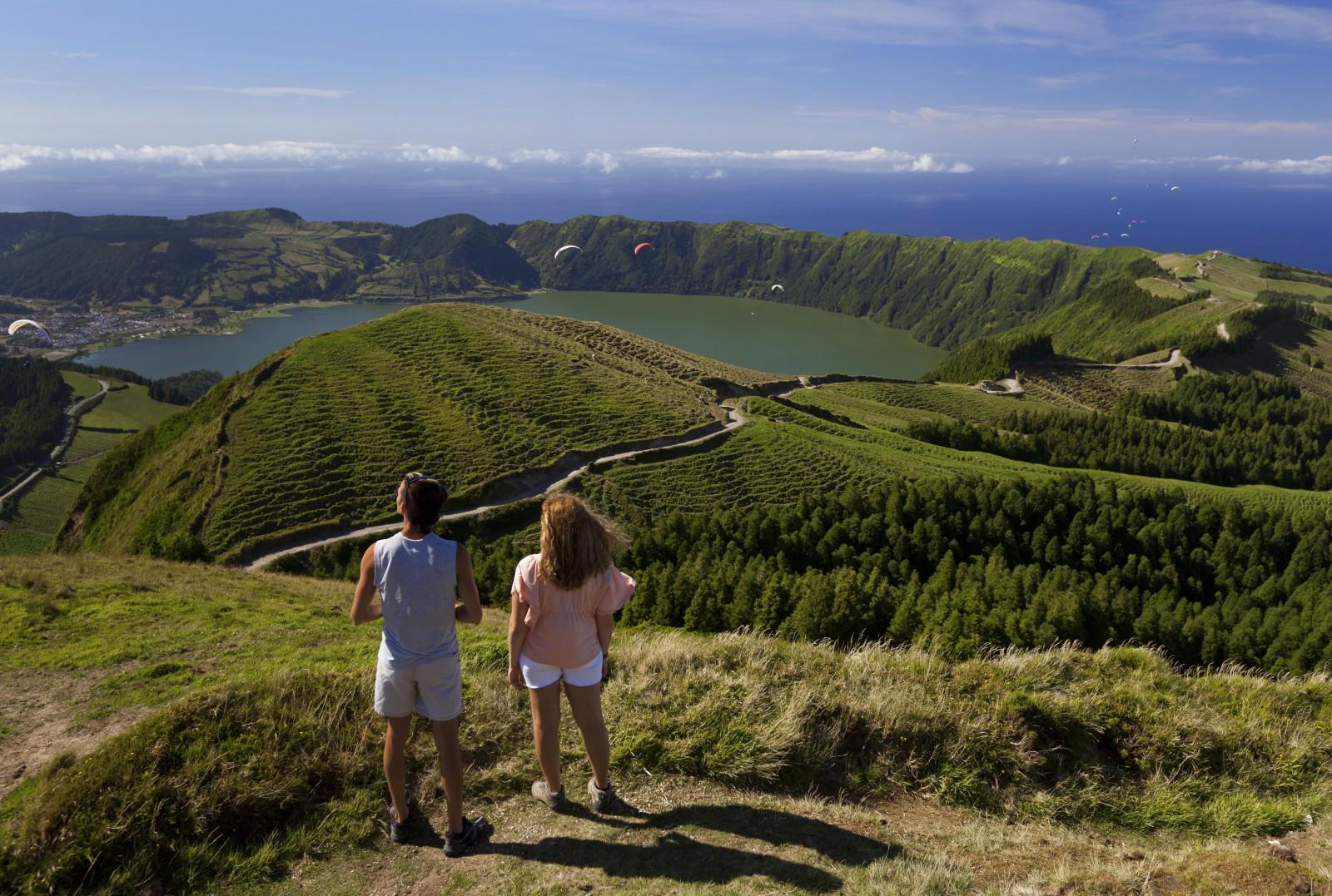 Sete Cidades-the Azores