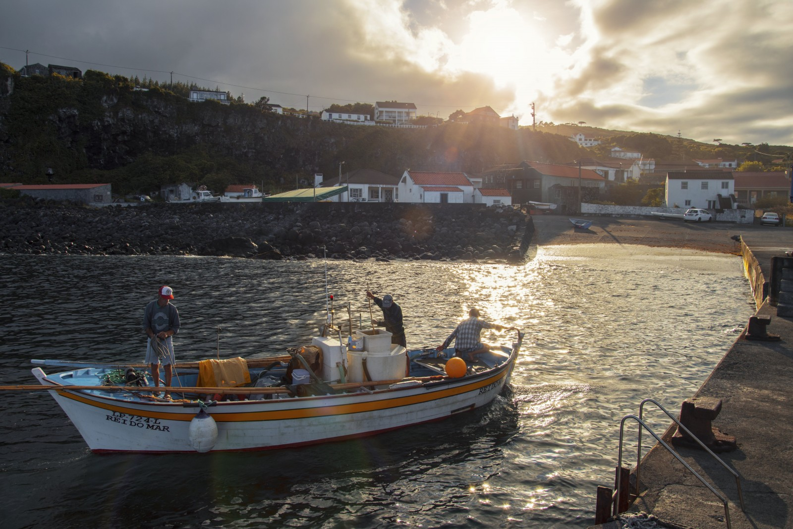 Horta-the Azores