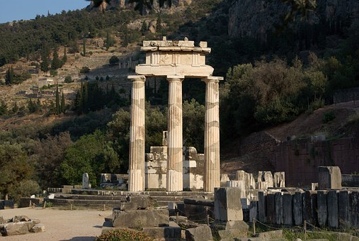 Delphi, Greece, Pixabay.com