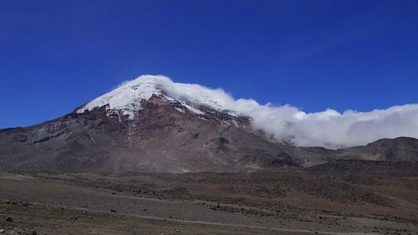 Volcano, Isabela Island, Galapagos, Ecuador, Pixabay.com
