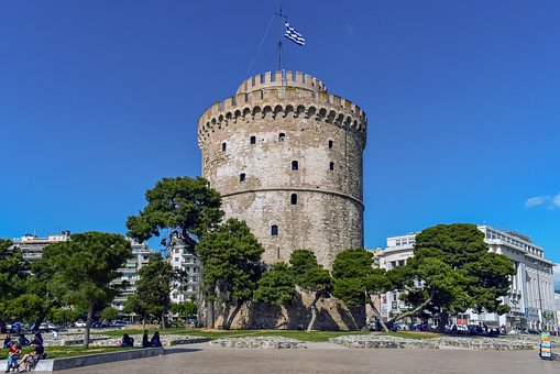Thessaloniki, Greece, Pixabay.com