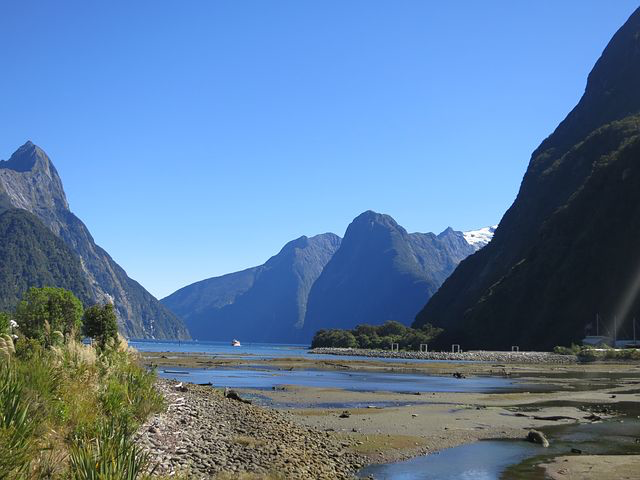 Milford Sound, New Zealand, Pixabay.com