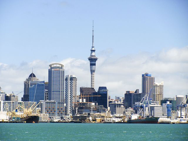 Auckland, New Zealand, Pixabay.com