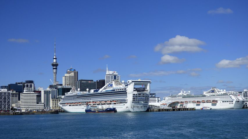 Cruise, Auckland, New Zealand, Pixabay.com
