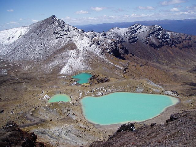 Tongariro, National Park, New Zealand, Pixabay.com
