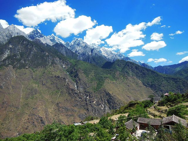 Tiger Leaping Gorge, China, Pixabay.com