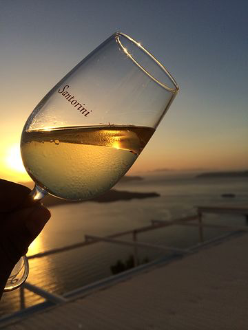 Wine, Santorini, Greece, Pixabay.com