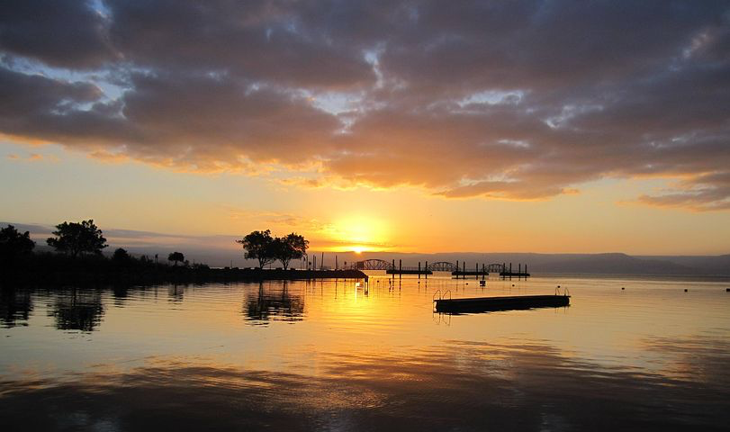 sea of Galilee, Israel, Pixabay.com