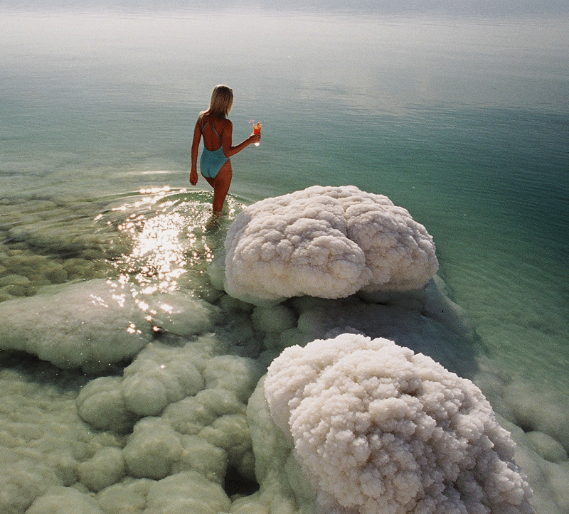 Dead Sea, Israel, Supplier