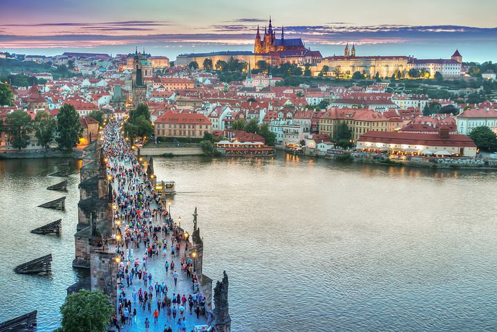 Prague, Czech Republic, Pixabay.com