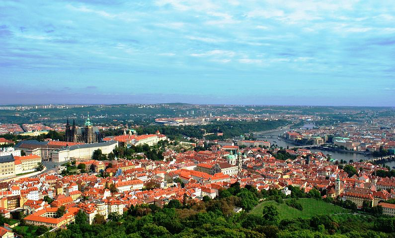 City view, Prague, Czech Republic, Pixabay.com