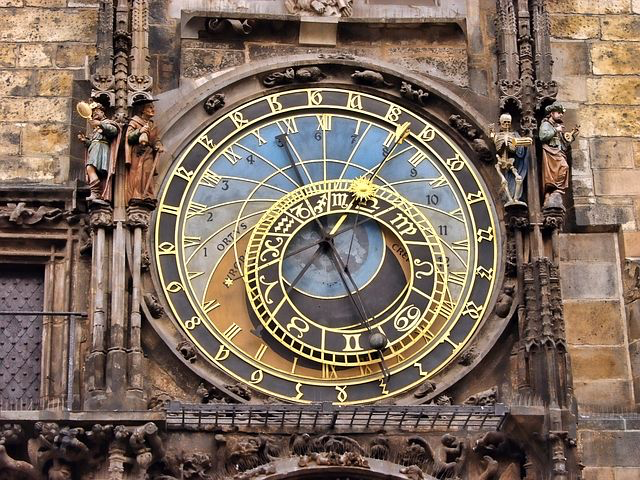 Astrological Clock, Prague, Czech Republic, Pixabay.com