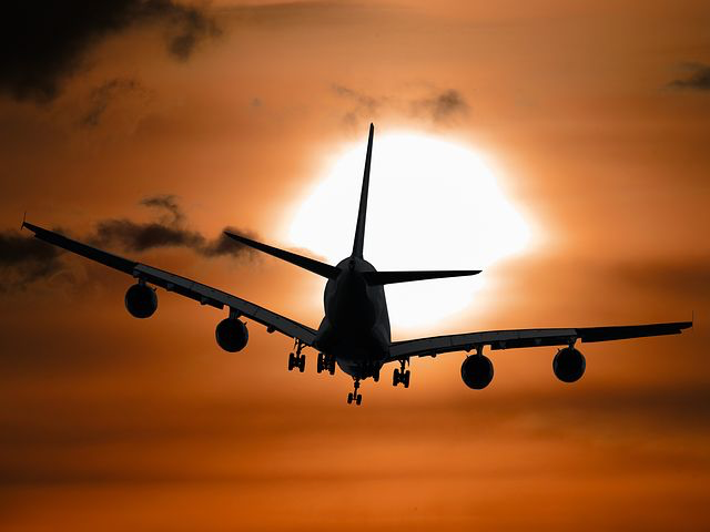 Flight home, Pixabay.com