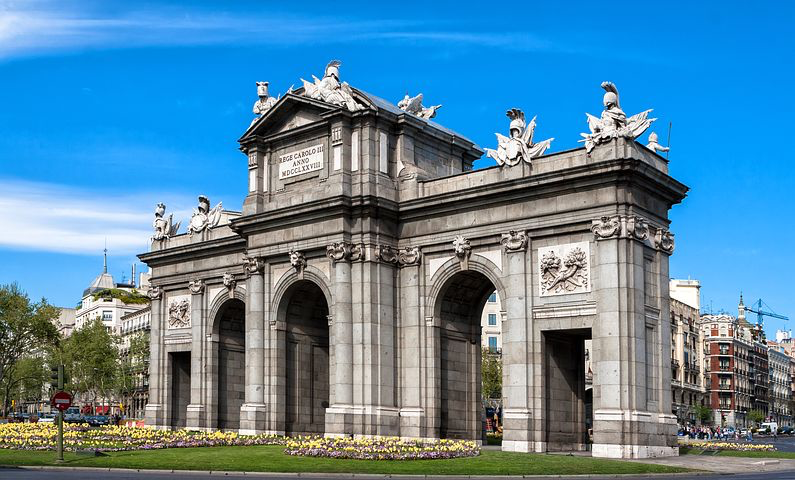 Madrid Monument, Spain, Supplier