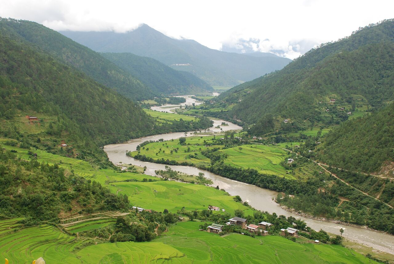 Punakha Valley, Bhutan, Supplier